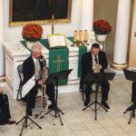 <u>Claribel Kwartet:</u><br> Andrzej Schab - klarnet Es<br>Jaremi Zienkowski -  klarnet<br>Krzysztof Rogowski - klarnet<br>Dariusz Dąbrowski - klarnet basowy
