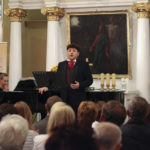 Oleg Bezinskikh<br>(Rosja)<br>kontratenor <br><br>Maria Oselkova<br>(Rosja)<br>fortepian