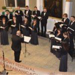<u>Vivid Singers - chór kameralny </u><br>Dawid Ber<br>dyrygent