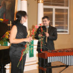 Anahit Ter-Tatshatyan<br>(Armenia/Grecja)<br>fortepian<br><br>Arsen Ter-Tatshatyan<br>(Armenia/ Grecja)<br>marimba