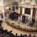 Beata Przybytek<br>śpiew<br>oraz trio:<br>Bogusław Kaczmar<br>fortepian<br><br>Adam Kowalewski<br>kontrabas<br><br> Arkadiusz Skolik<br>perkusja