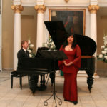 Christiana Serafin de Ocampo<br>(Filipiny/Austria)<br>sopran<br><br>Stephen Delaney<br>(Australia/Austria)<br>fortepian