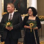<u>Duo Consonantes:</u><br>Joanna Woszczyk-Garbacz<br>flet<br><br>Jakub Garbacz<br>organy