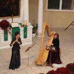 Grażyna Zbijowska<br>flet<br><br>Anna Sikorzak-Olek<br>harfa