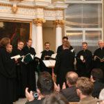 Oktoich<br>Chór Męski przy Cerkwi św. św. Cyryla i Metodego we Wrocławiu