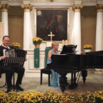 Variete Duo:Marcin Snokowski<br>akordeon<br><br>Anastazja Wilczkowska<br>(Ukraina/Polska)<br>fortepian