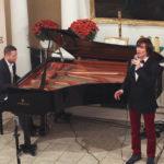 Wojciech Myrczek<br>śpiew<br><br>Paweł Tomaszewski<br>fortepian