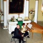 Ewa Piasecka<br>klawesyn<br><br>Marc Caudle<br>(Anglia)<br>viola da gamba