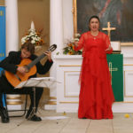 Josefa de Andres Galvan<br>(Hiszpania)<br>mezzosopran<br><br>Łukasz Pietrzak<br>gitara