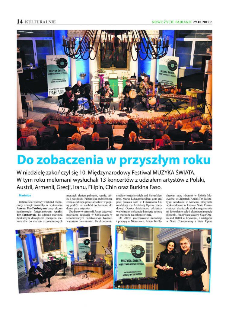 """""""Nowe Życie Pabianic"""""""